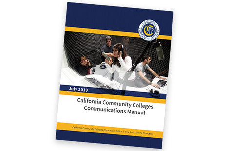 communications manual cover